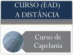 Curso Especialização em Capelania