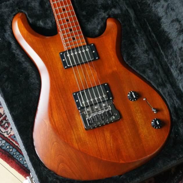 Knaggs Guitars / Chesapeake Series / Severn Trembuck / Old Red Violin semigloss