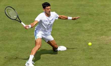 Djokovic 'Locks In' Mentally For Historic Wimbledon Campaign