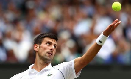 ATP Wimbledon: Novak Djokovic eases past Marton Fucsovics to sail into semis