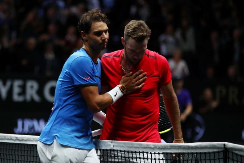 Rafael Nadal seeks sixth consecutive win over Jack Sock in Washington