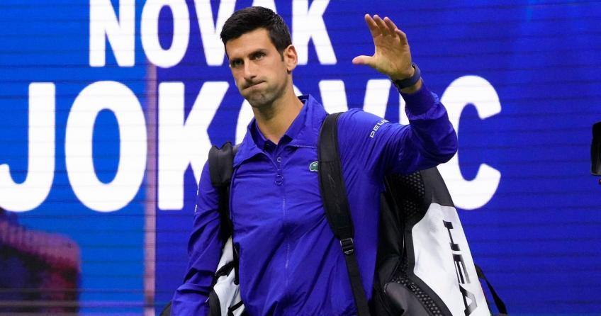 Novak Djokovic: Transition started with Dominic Thiem winning 2020 US Open