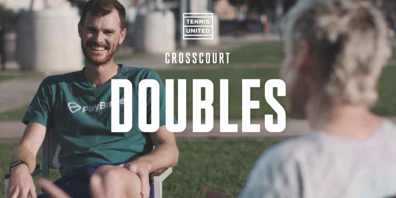 Tennis United: Murray, Mattek-Sands Discuss Doubles Secrets