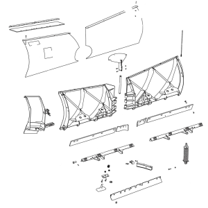 Parts and Diagrams  Fisher Snowplow Parts and Diagrams