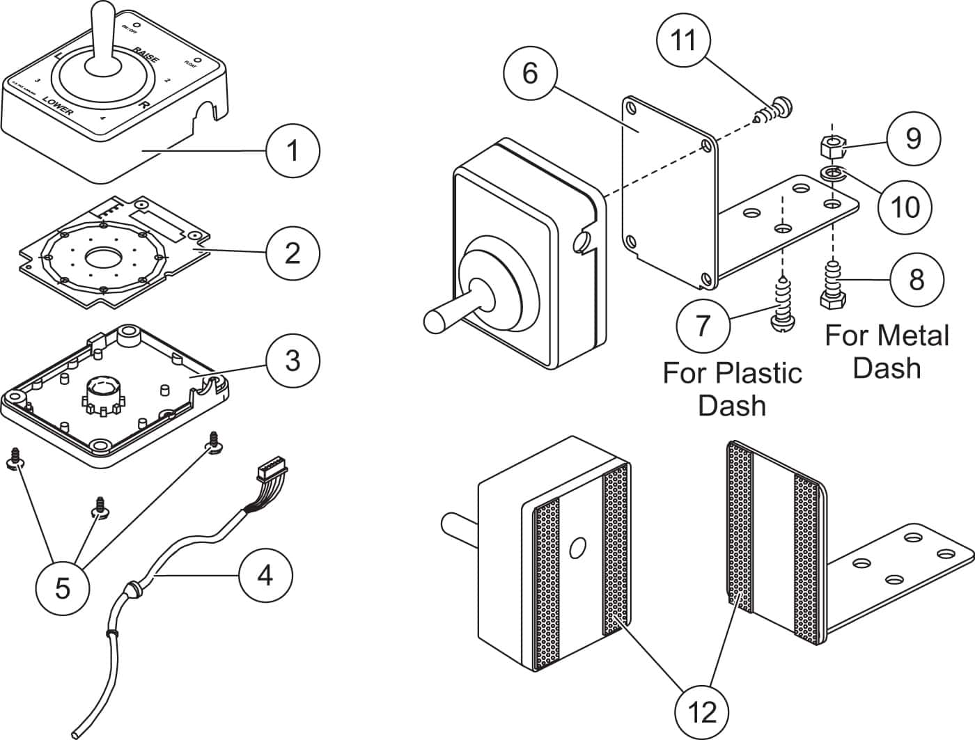 Western Snow Plow Pump Diagram