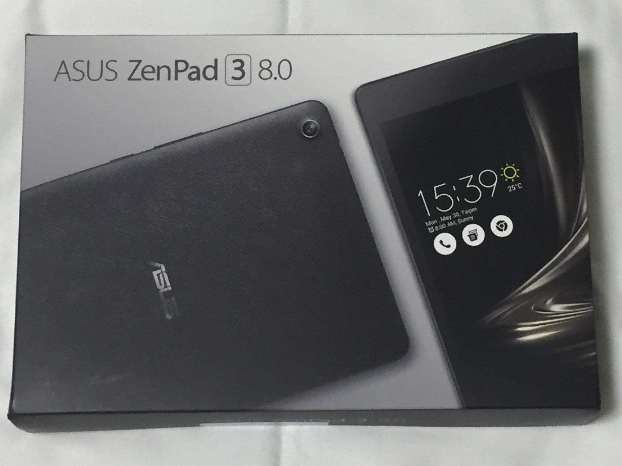 ASUS ZenPad 3 8.0 (Z581KL) 外箱