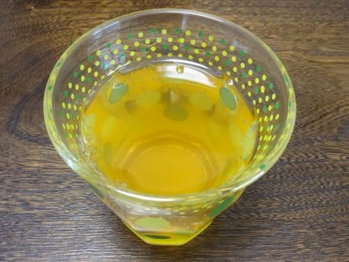 水で割った酵素ドリンク