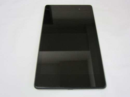 Google Nexus 7 2013 表側