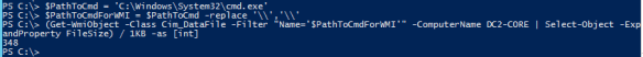 Get File Information Remotely PowerShell - WMI.PNG