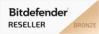 Bitdefender Logo | IT Foundations | Edinburgh | Business IT Support | Consultancy Services | Cyber Security