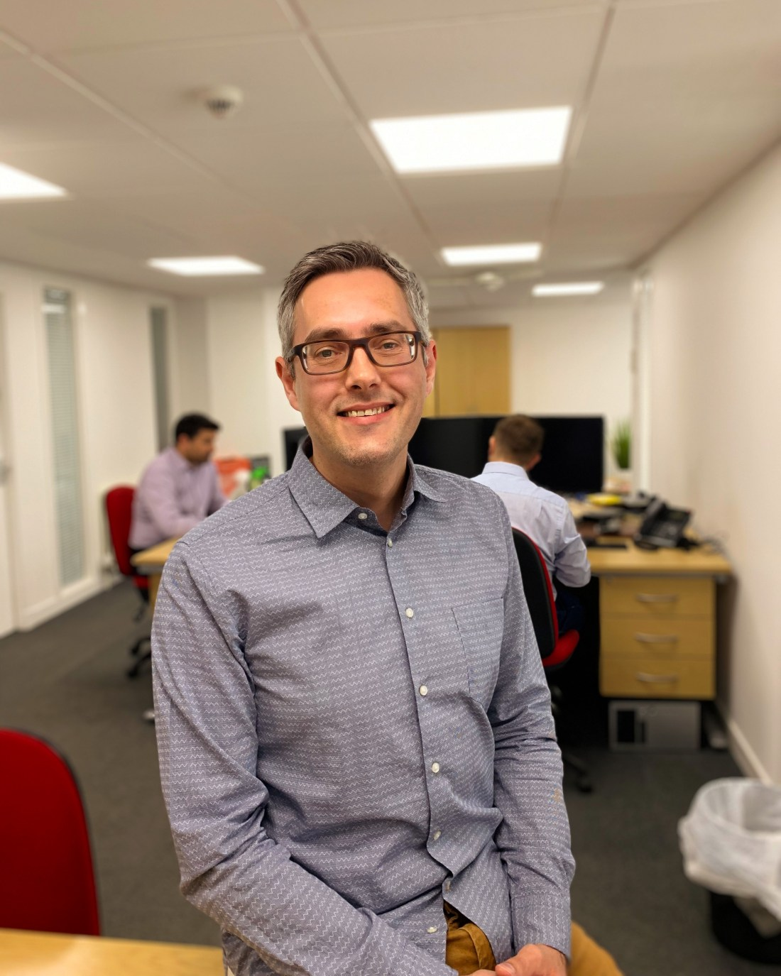 Iain | IT Foundations | Edinburgh | Business IT Support | Consultancy Services | Cyber Security