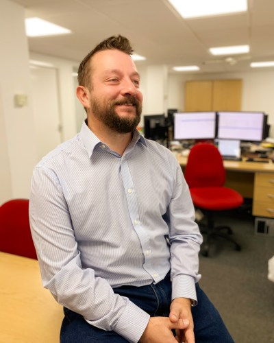 Kevin | IT Foundations | Edinburgh | Business IT Support | Consultancy Services | Cyber Security