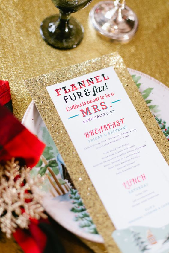 Flannel Themed Bachelorette Party It Girl Weddings