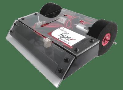 Robotics kit: Fingertech Viper combat robot