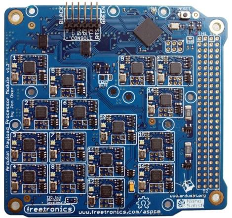 ArduSat payload processor module