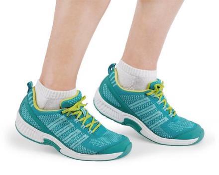 Orthofeet Coral Women's Comfort orthopedic arthritis Diabetic Orthotic Sneakers