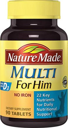 Nature Made Multi for Him