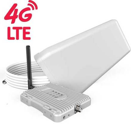 SolidRF Five Bands 4G-S2 Cell Phone Signal Booster