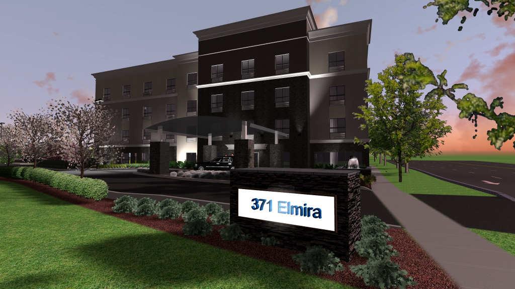 All Suites Hotel Render 3