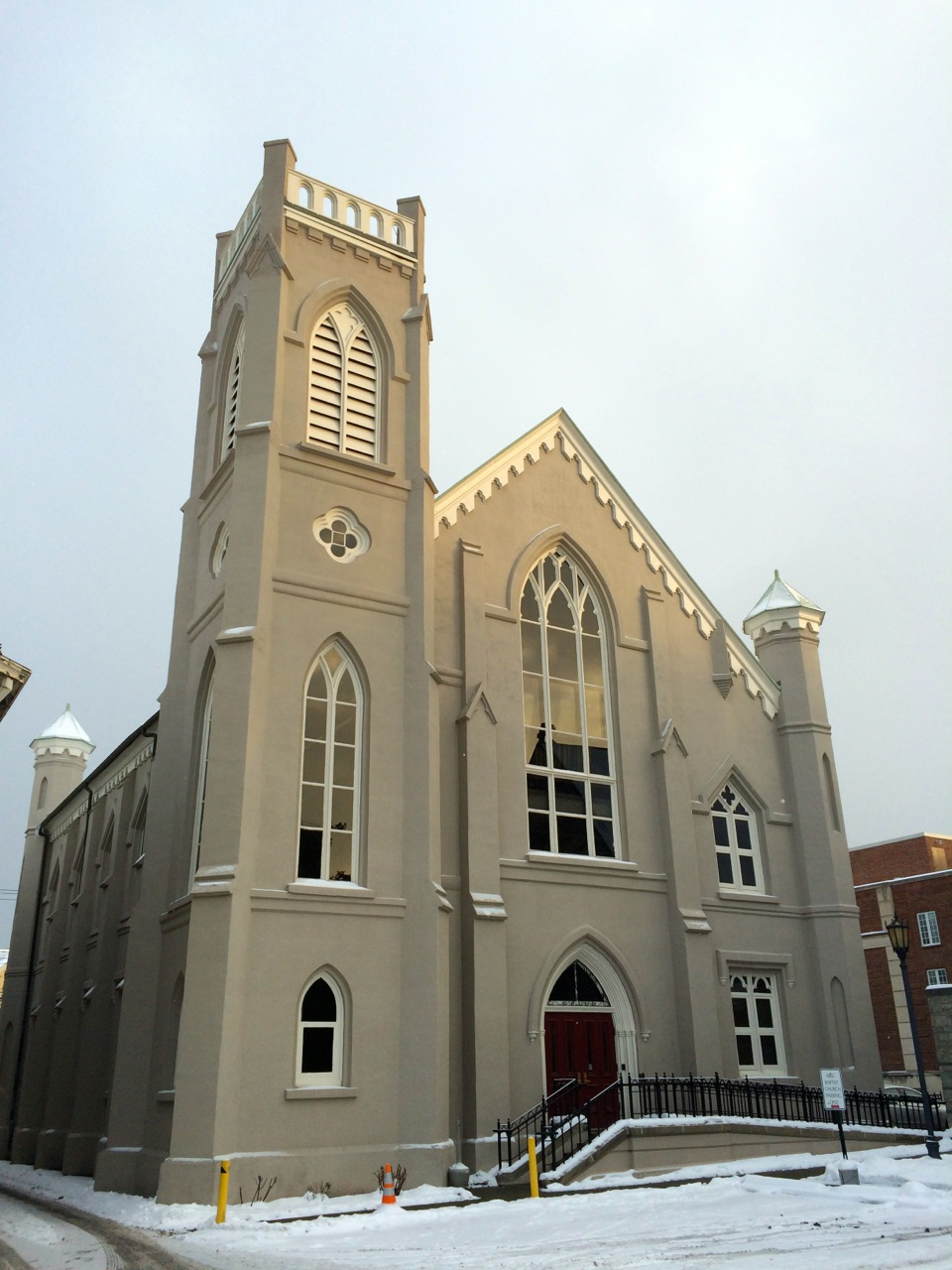 Ithaca Builds 171 Historic Structures The Old Tompkins