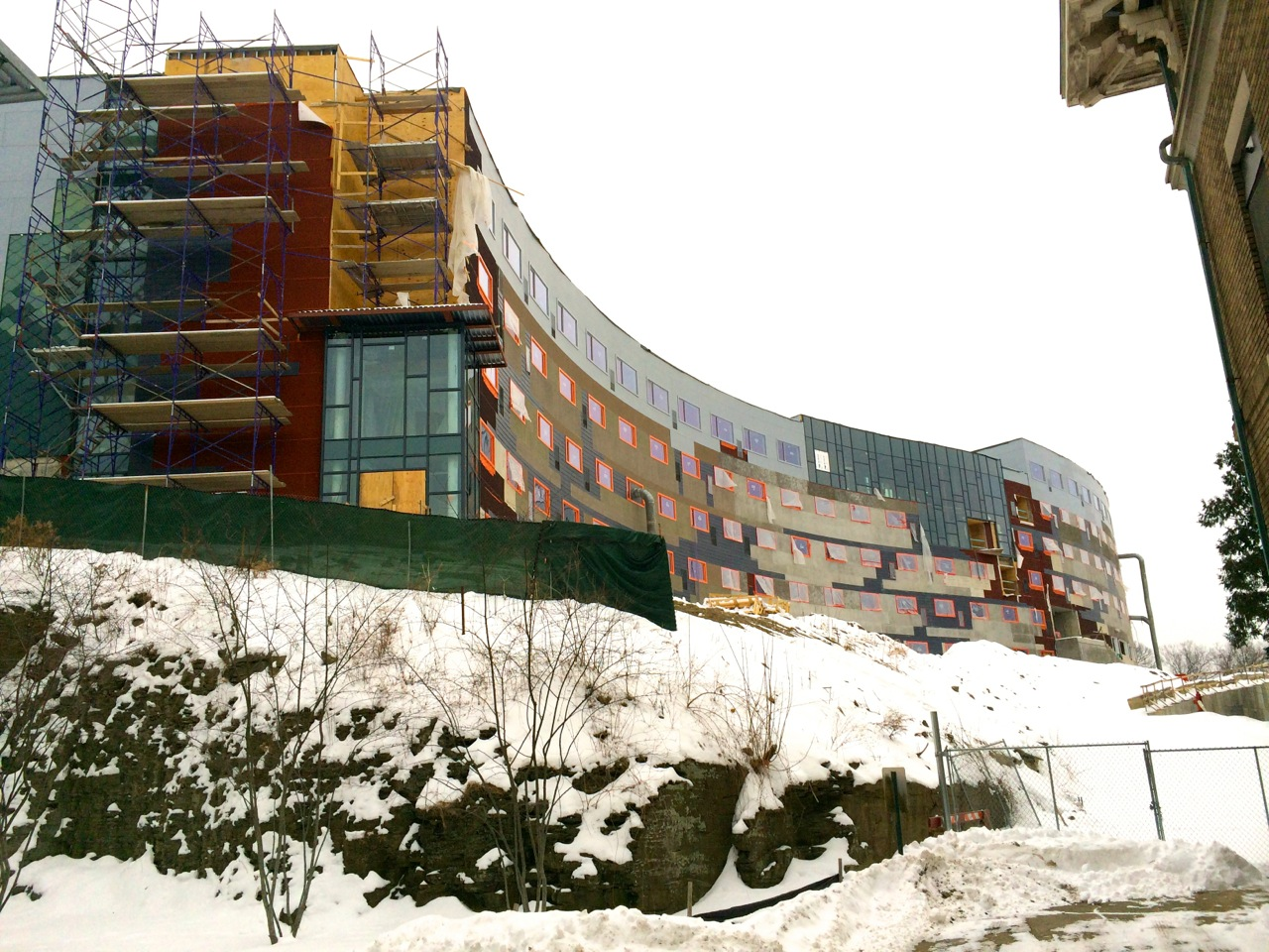 Ithaca Builds « Collegetown Terrace Photo Update: January to