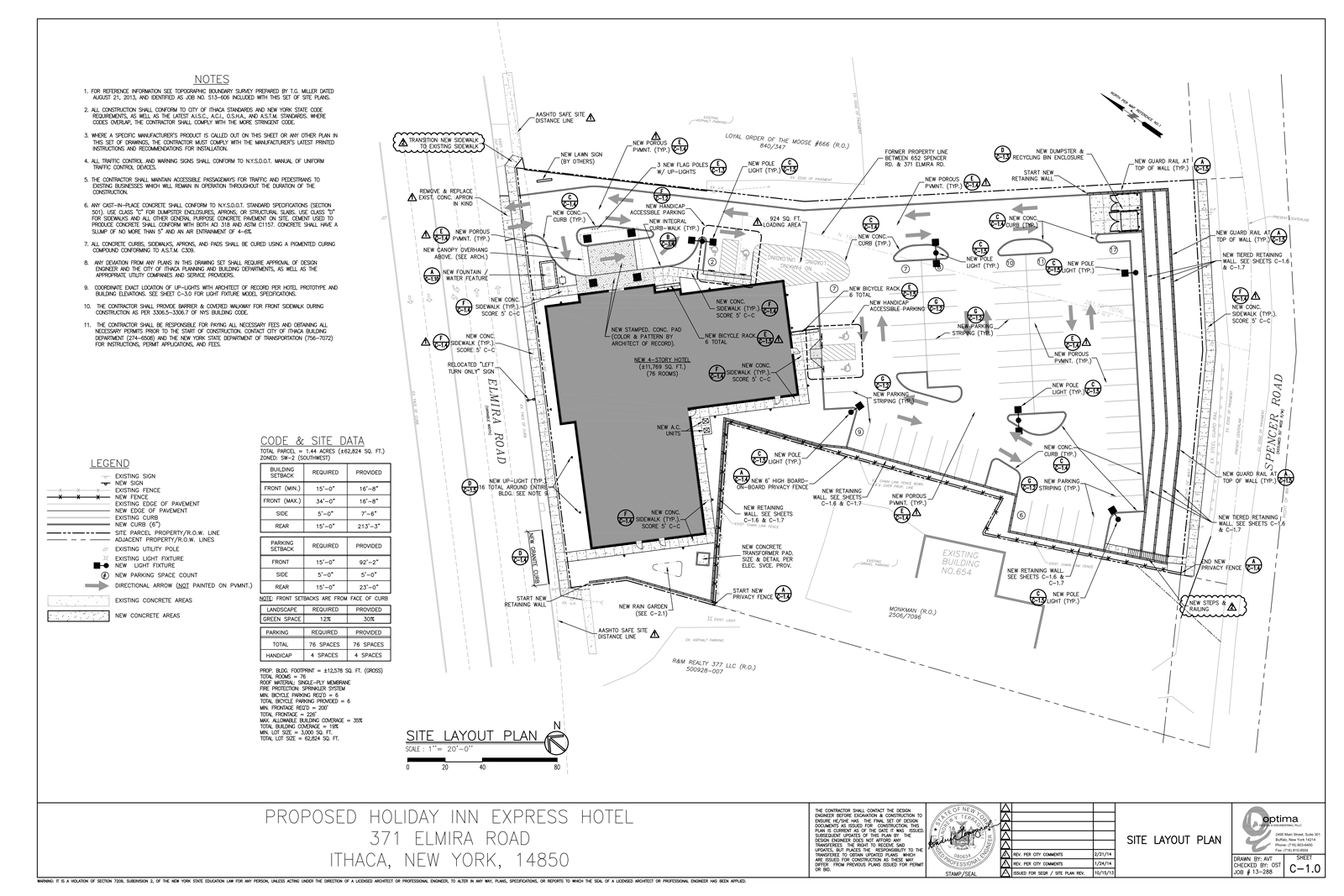 Elmira-Road-371---4-Story-Hotel---Revised-Drawings---02-21-14