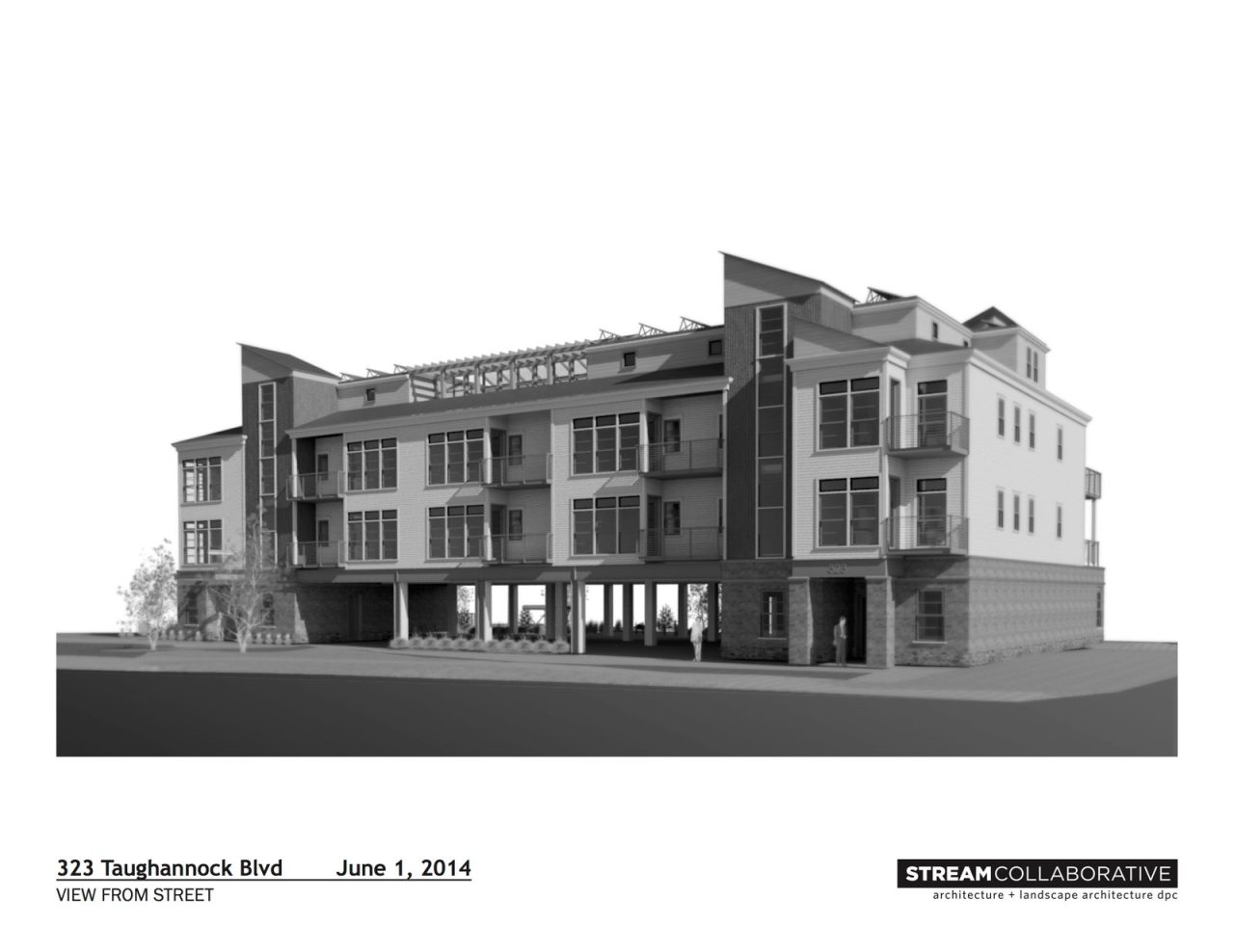 323 Taughannock Boulevard - SPR Application Submission - 06-02-14