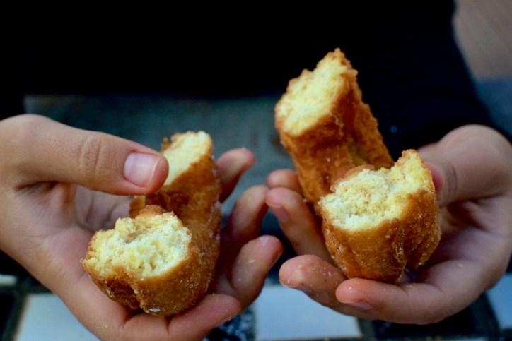 Serres Donut Shop - Plain Cake