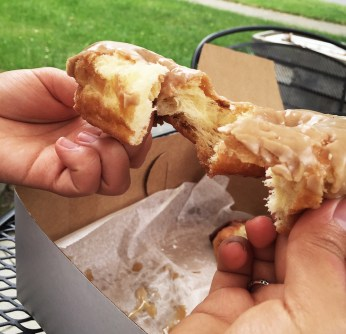 Ohlin's Maple Donut