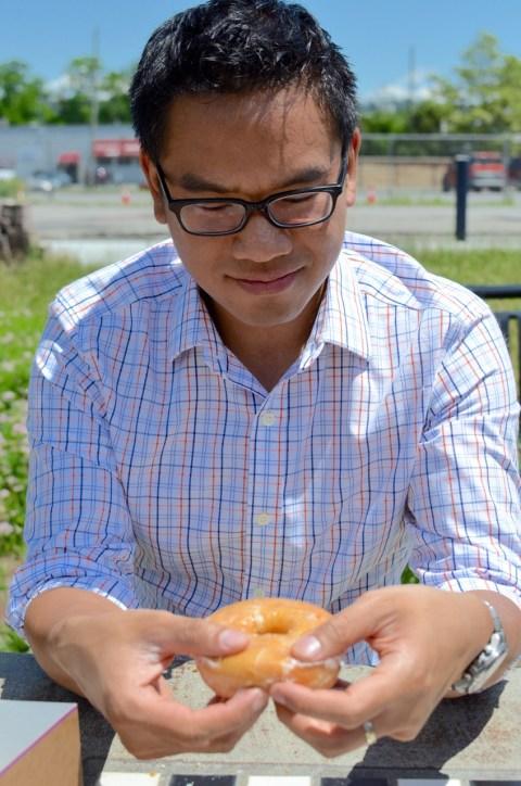 Wegman's Donuts - Plain Glazed Donut