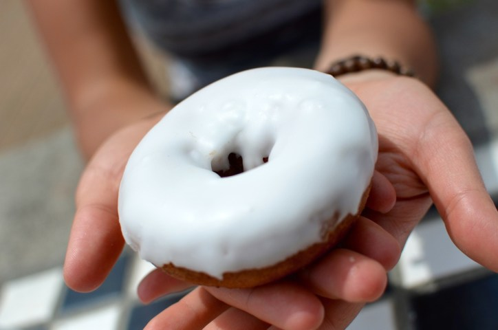 Shortstop Deli Donut - Frosted Cake