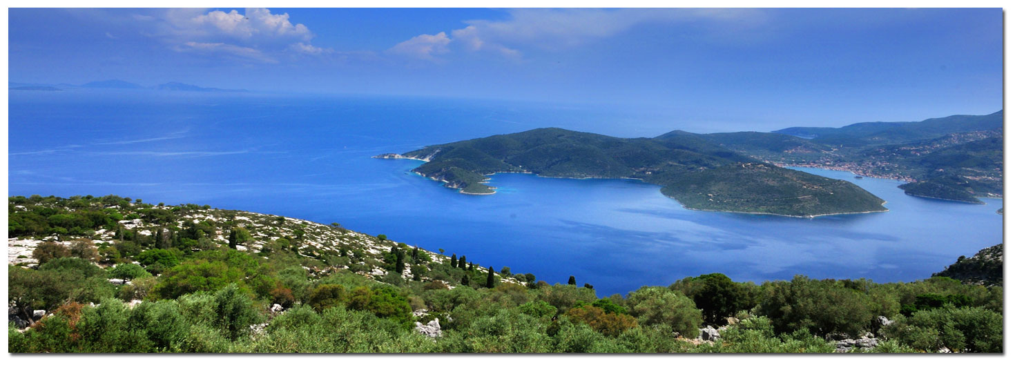 ithaca Greek Island Holiday. Greece Vacations