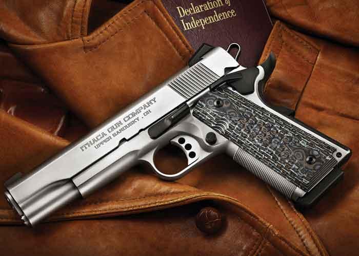 Ithaca 1911 .45 ACP Handgun