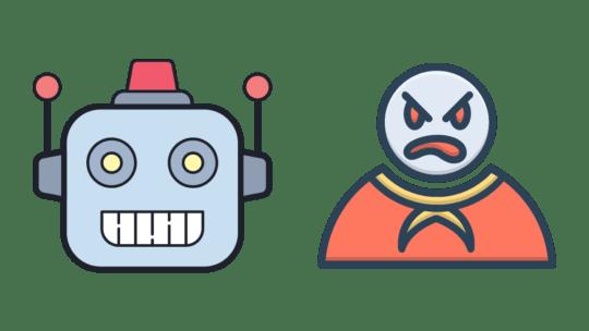 WordPress Security Good Bot and Bad Bot