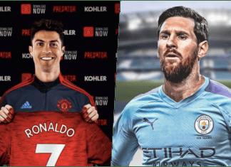 bản tin chuyển nhượng 1/4 Ronaldo về MU