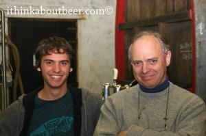 Karel and Frank Boon