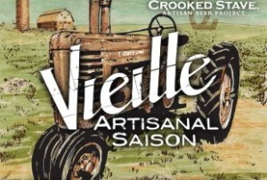 Crook Stave Vieille Saison