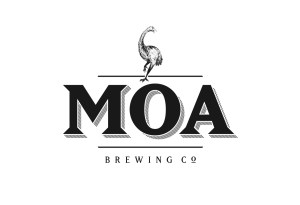 Moa Brewing Logo