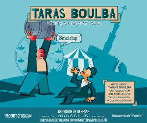 Brasserie de la Senne Taras Boulba