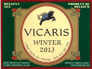 Vicaris Winter 2013