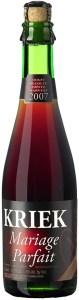 Boon Kriek Mariage Parfait bottle