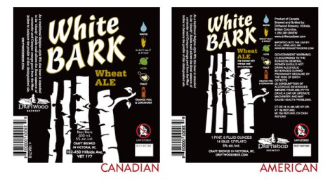 Diftwood Brewing White Bark
