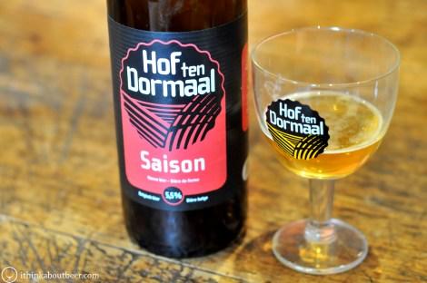 First Taste - Hof ten Dormaal Saison