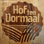 Hof ten Dormaal Logo with CR