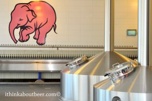 Pink Elephant at Delirum