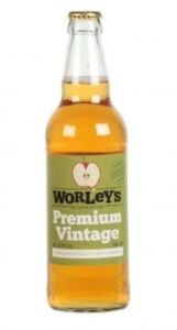 Worley's Premium Vintage Bottle