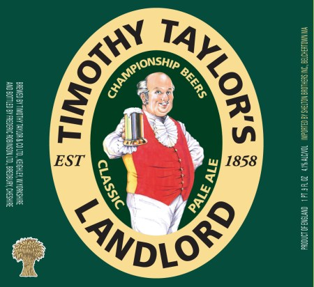 Timothy Taylor's Landlord