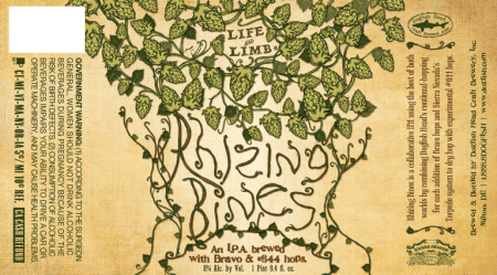 Dogfish Head + Sierra Nevada Rhizing Bines