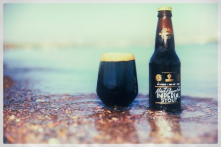 Stone/Iron Fist/Ken Schmidt Mint Chocolate Imperial Stout
