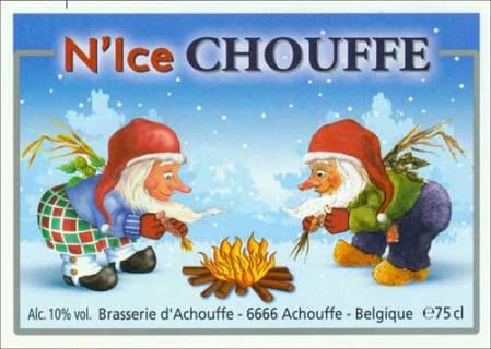 Brasserie d'Achouffe N'Ice Chouffe